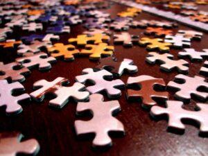 Puzzles für jede Altersstufe